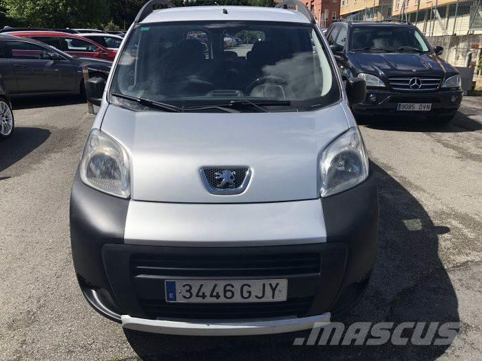Peugeot Bipper Comercial Tepee 1.4HDI Outdoor