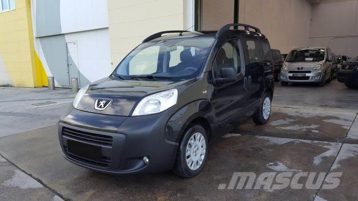 Peugeot Bipper Comercial Tepee 1.3HDI Active 75
