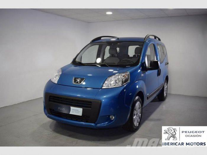 Peugeot Bipper Comercial TEPEE STYLE 1.3 HDI 59KW (80CV)
