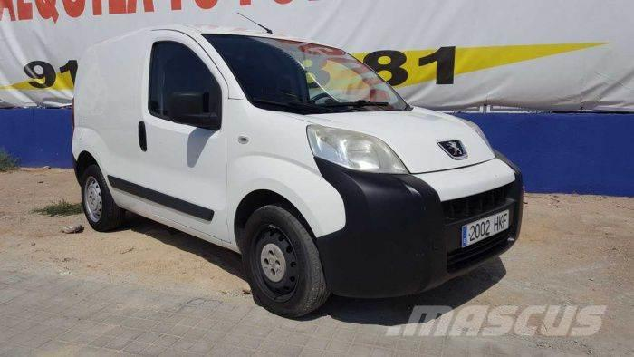 Peugeot Bipper Comercial Tepee 1.3HDI Access 75