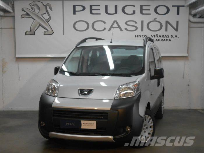 Peugeot Bipper Comercial Tepee M1 1.3HDI Outdoor 80
