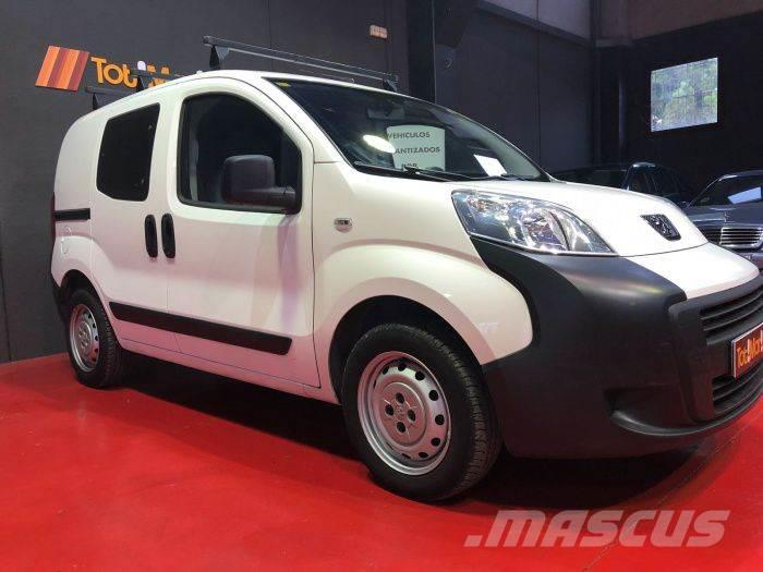 Peugeot Bipper Comercial Tepee 1.3HDI Style 75