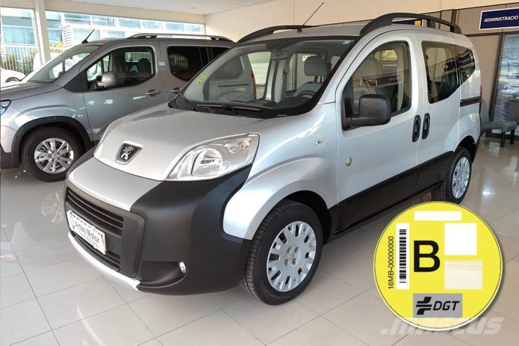 Peugeot Bipper Comercial Tepee 1.3HDI Outdoor 75