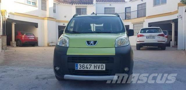 Peugeot Bipper Comercial Tepee Outdoor 1.3 HDi 75