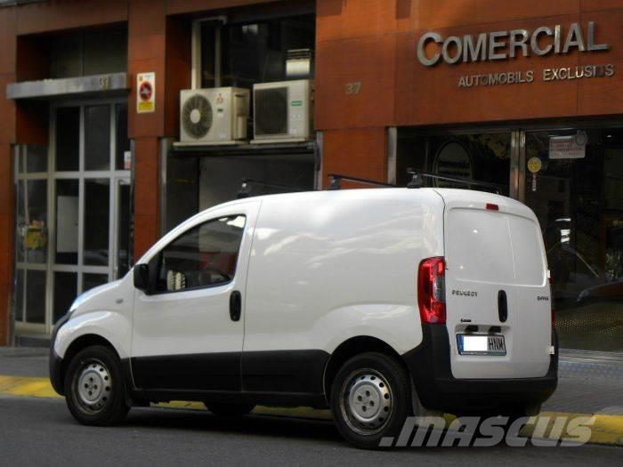 Peugeot Bipper Comercial Tepee 1.3HDI BL STT Active CMP