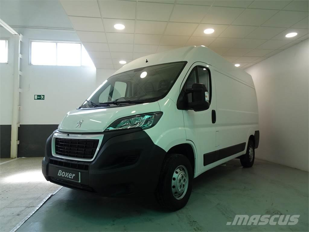 Peugeot Boxer 333 L2H2 BlueHDi 96KW (130CV)