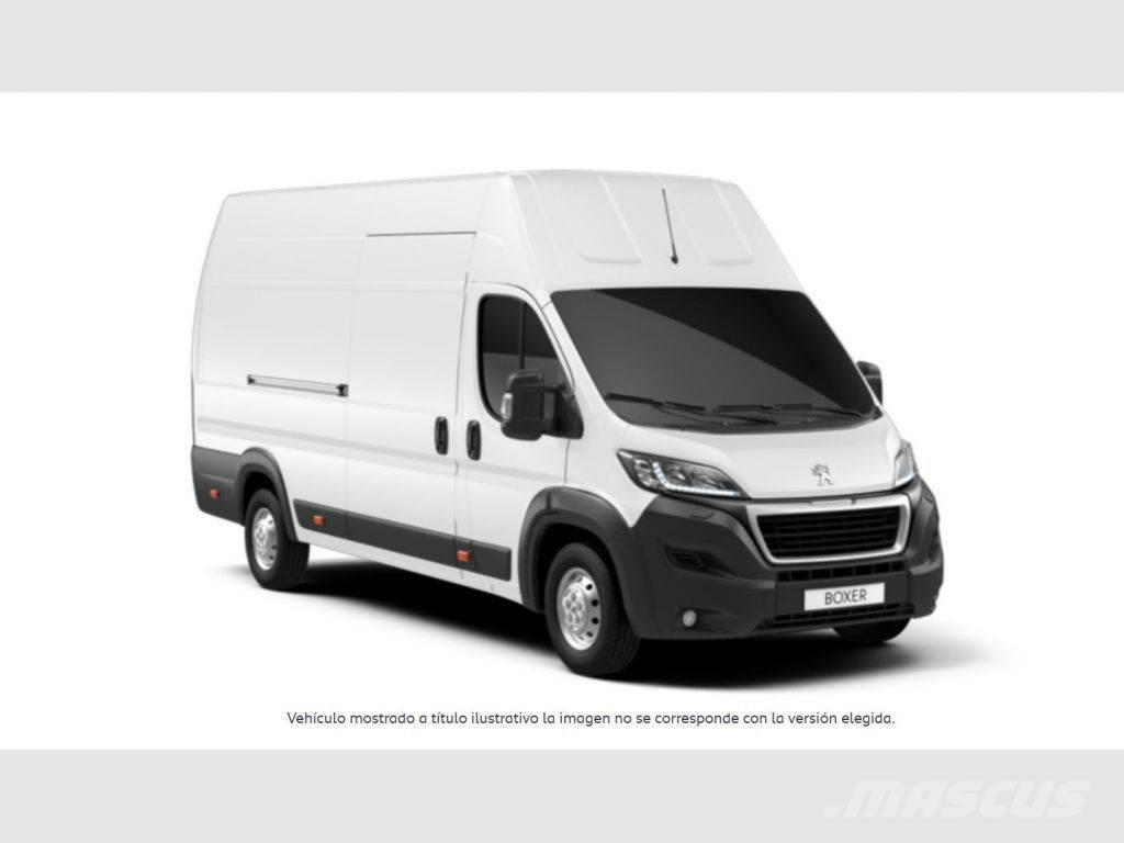 Peugeot Boxer 435 L4 H3 BHDI 103kW (140CV) S&6 V. M
