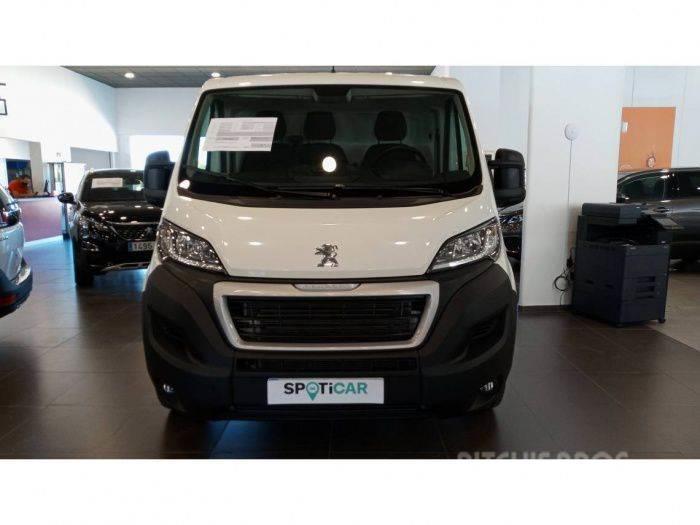 Peugeot Boxer Furgón 2.2BlueHDI 330 L1H1 Pack S&S 140