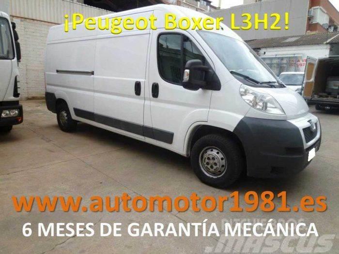 Peugeot Boxer Furgón 2.2e-HDI 335 L3 H2 Pack130