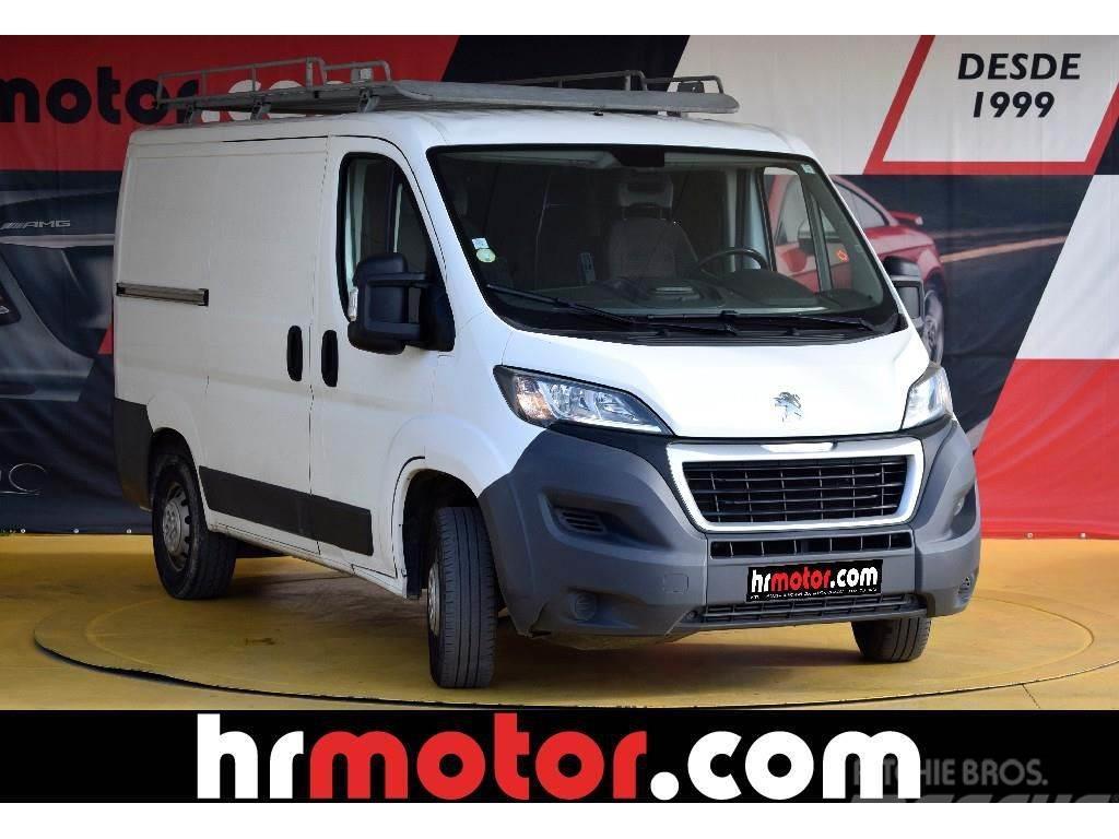Peugeot Boxer Furgón 2.2HDI 330 L1H1 110