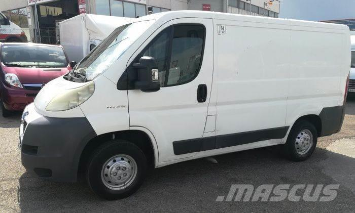 Peugeot Boxer L1H1 ISOTERMO 100 CV