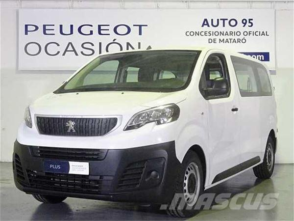 peugeot expert combi 1 6 bluehdi 85kw 115cv standard panel vans price 17 659 year of. Black Bedroom Furniture Sets. Home Design Ideas