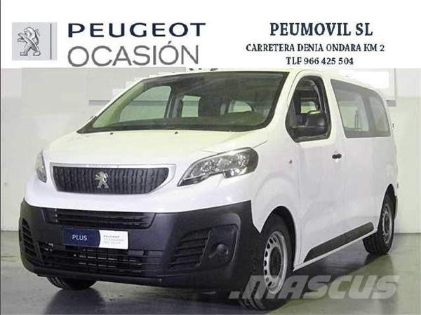 peugeot expert combi 1 6 bluehdi 70kw 95cv standard hinta 20 900 vuosimalli 2017. Black Bedroom Furniture Sets. Home Design Ideas