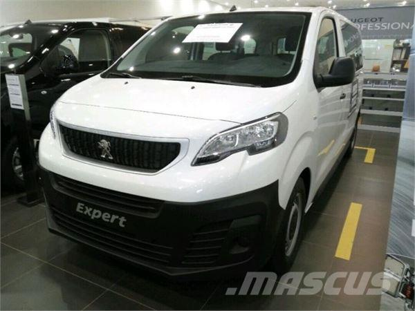 used peugeot expert combi 1 6 bluehdi 85kw 115cv standard panel vans year 2017 price 24 822. Black Bedroom Furniture Sets. Home Design Ideas