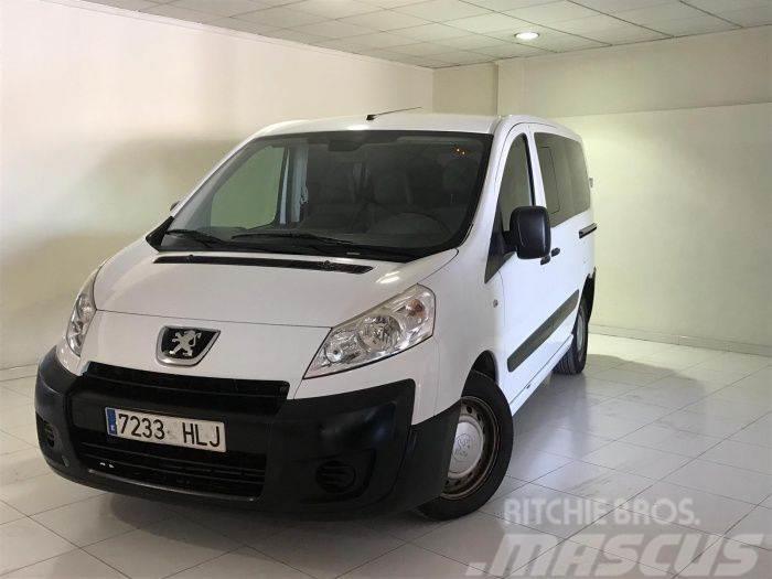 Peugeot Expert Combi Mixto 1.6HDI L2 5/6pl.