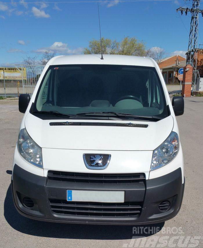 Peugeot Expert Diesel de 4 Puertas