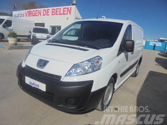 Peugeot Expert Furgón 2.0HDI 227 L1H1 125 Office