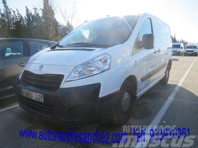 Peugeot Expert Furgón 2.0HDI 227 L1H1 125