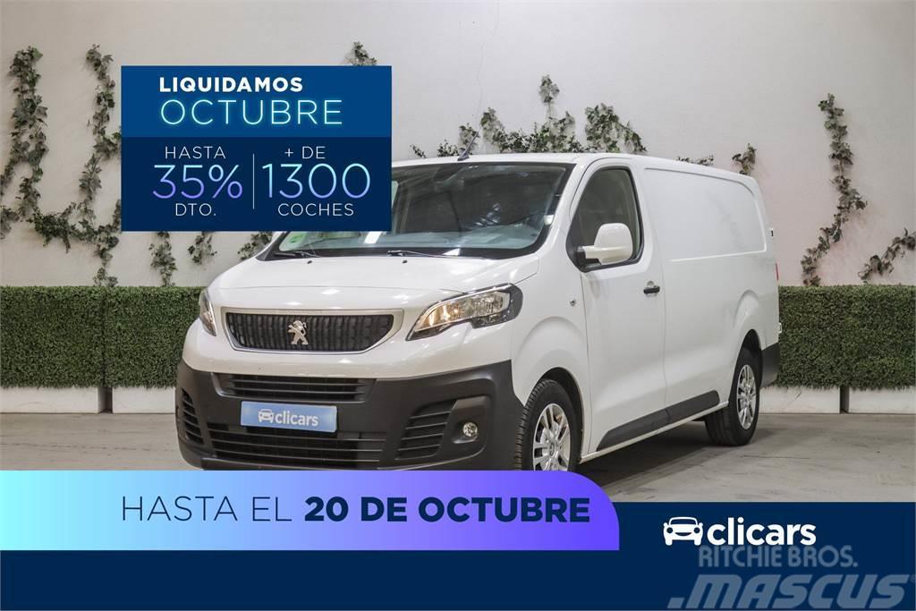 Peugeot Expert Furgón Premium. BlueHDi 90KW (120) Long