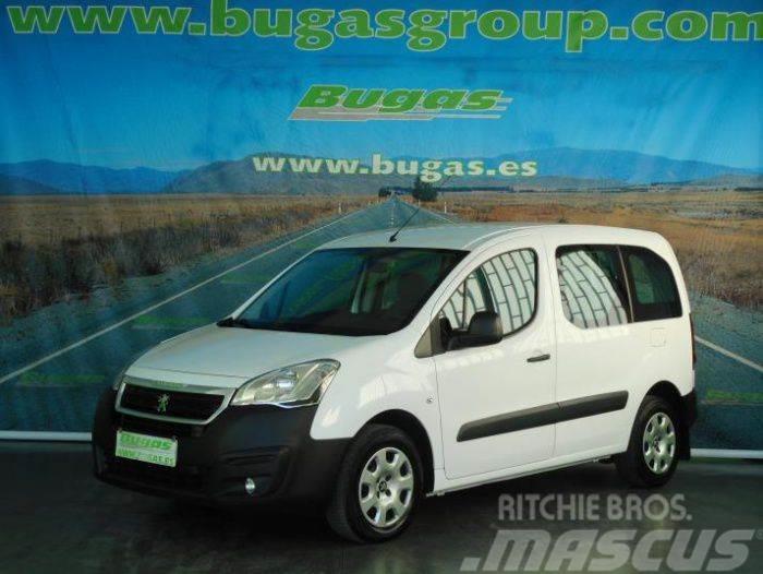 Peugeot Partner 1
