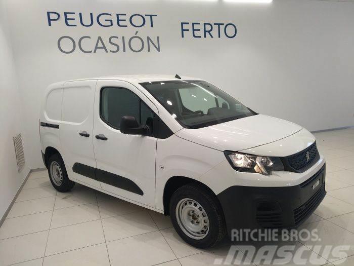 Peugeot Partner 1.5BlueHDI Pro Standard 600kg 75