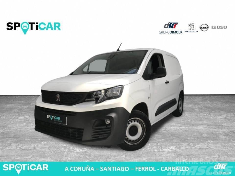 Peugeot Partner 1.5BlueHDI S&S Premium Standard 600kg