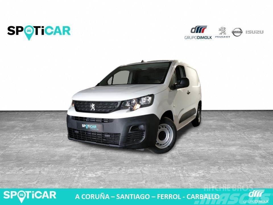Peugeot Partner 1.5BlueHDI S&S Pro Standard 600kg 100