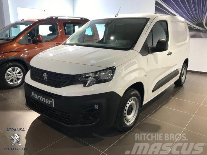 Peugeot Partner 1.5BlueHDI S&S Asphalt Standard 1000kg
