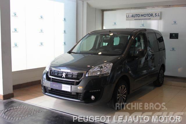 Peugeot Partner 1.6 BLUEHDI 100 ACTIVE