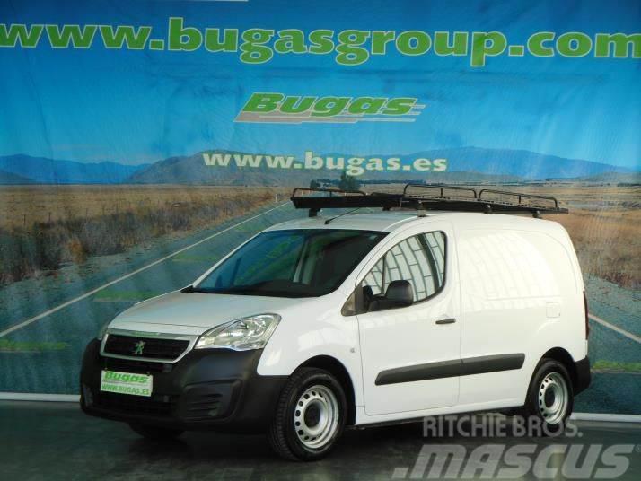 Peugeot Partner 1.6 HDI 75 CV FG.2 PLAZAS