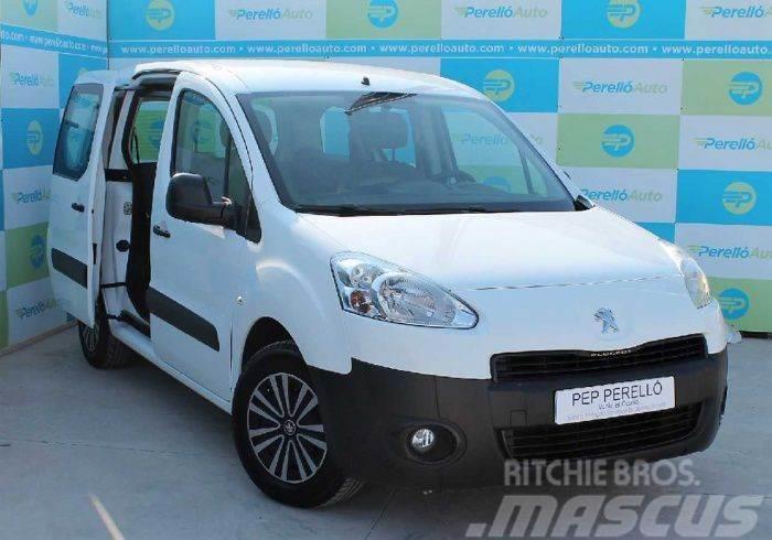 Peugeot Partner 1.6 HDI 75CV ACCESS--PORTON- TURISMO DOBLE