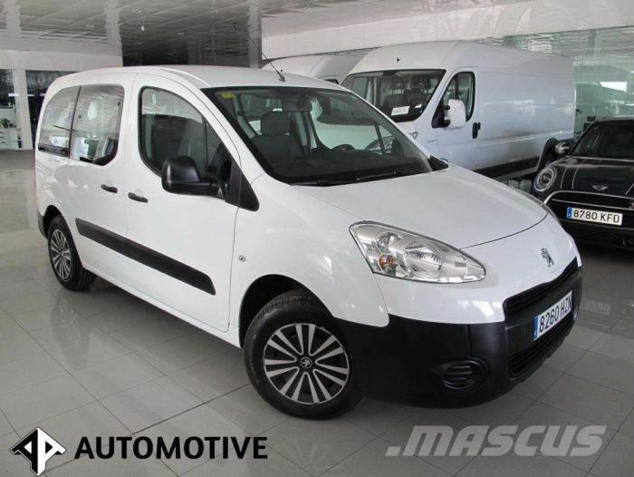 used peugeot partner 1 6 hdi combi tepee panel vans year 2014 price 7 857 for sale mascus usa. Black Bedroom Furniture Sets. Home Design Ideas