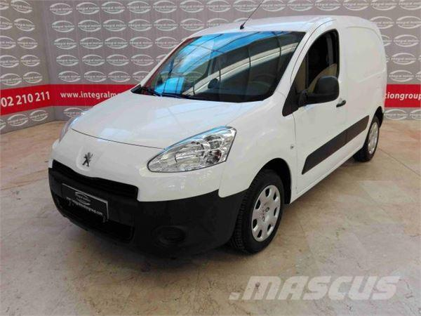 used peugeot partner 1 6 hdi confort panel vans year 2013 price 12 254 for sale mascus usa. Black Bedroom Furniture Sets. Home Design Ideas