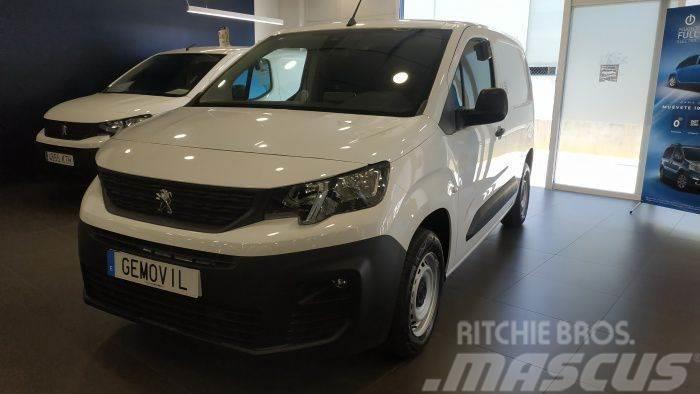 Peugeot Partner 1.6BlueHDI S&S Premium Standard 600kg