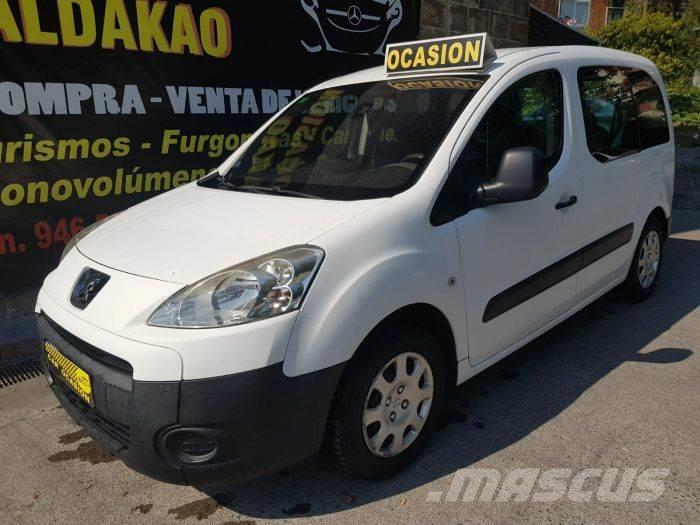 Peugeot Partner 1.6HDI 75 Totem