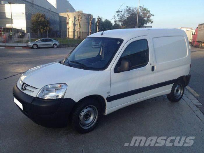 Peugeot Partner 1.6HDI 90 Combiespace