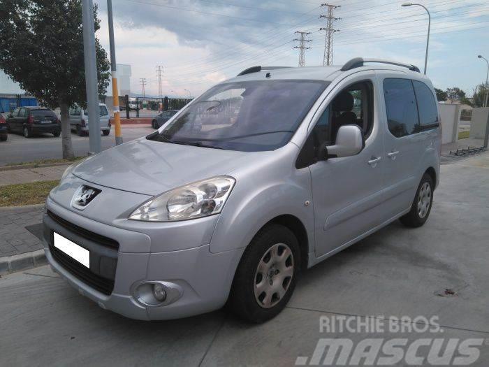 Peugeot Partner 1.6HDI ICE L1 90