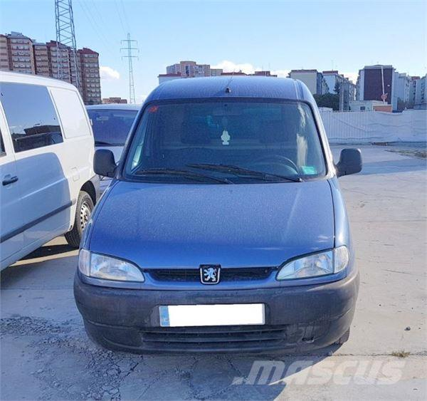 used peugeot partner 1 9d break panel vans year 1998 price 2 053 for sale mascus usa. Black Bedroom Furniture Sets. Home Design Ideas