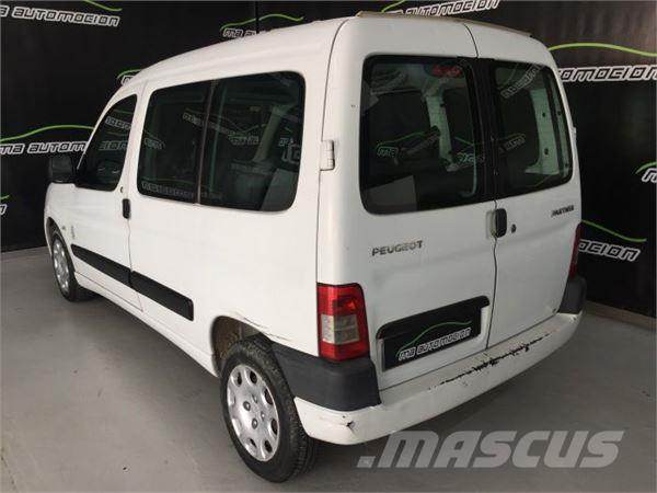 used peugeot partner 1 9d combi pro panel vans year 2005 price 4 660 for sale mascus usa. Black Bedroom Furniture Sets. Home Design Ideas