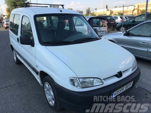 Peugeot Partner 1.9D Combi Pro