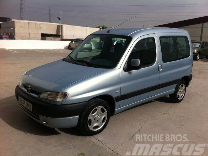 Peugeot Partner 1.9D Combiespace