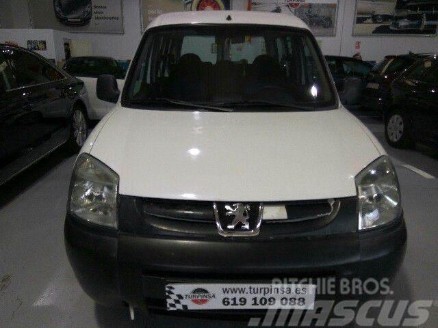 Peugeot Partner 1.9D Totem
