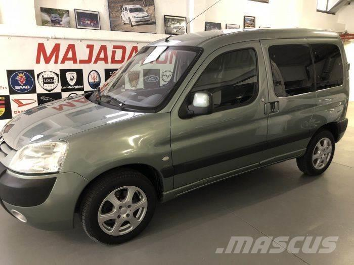 Peugeot Partner 2.0HDI Combi Plus