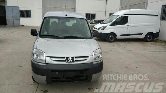 Peugeot Partner 2.0HDI Combi Plus 90