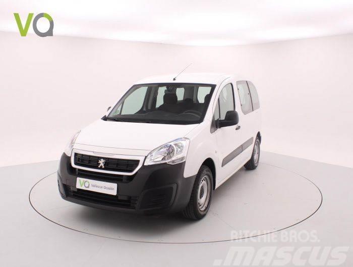 Peugeot Partner ACCES 1.6 BLUEHDI 75 CV 4P