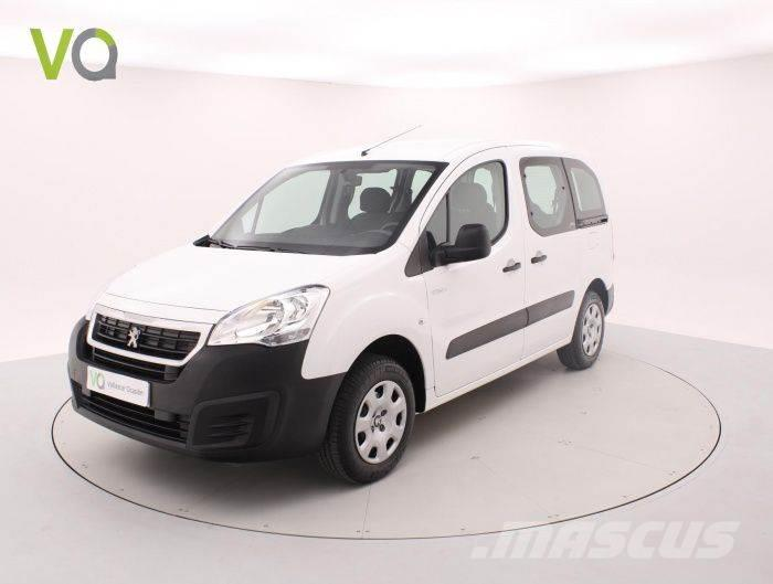 Peugeot Partner ACCES ELECTRIC 67 5P