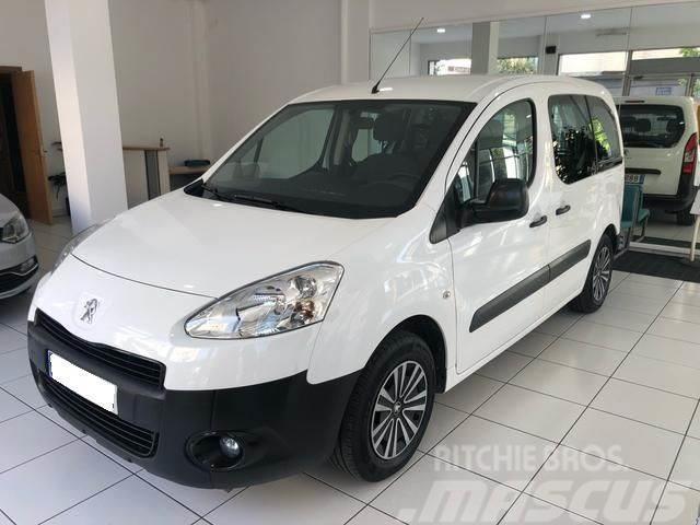Peugeot Partner Diesel de 5 Puertas