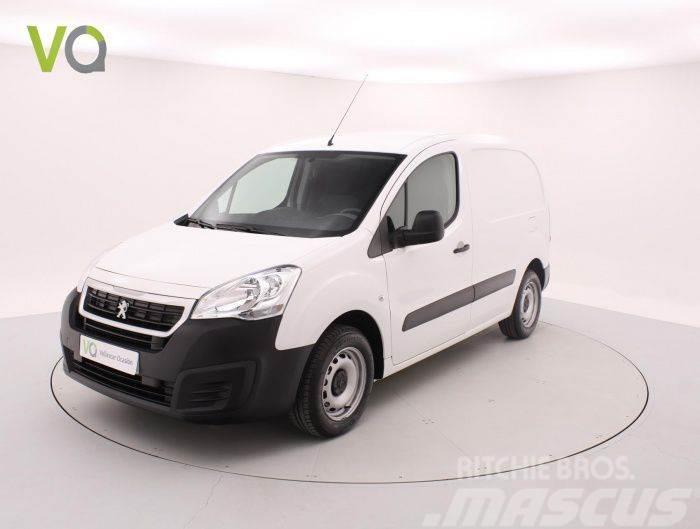 Peugeot Partner FG CONFORT 1.6 BLUEHDI 100 CV L1 3P