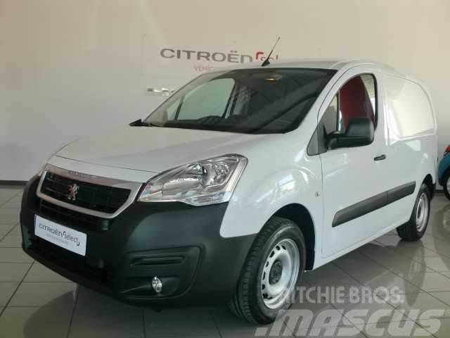 Peugeot Partner FURG.CONFORT PACKL1 BLUEHDI 73KW (100)