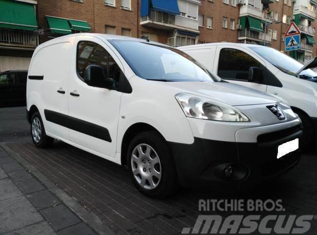 Peugeot Partner Furgón 1.6 Confort 90